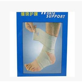【護具-多功能纏繞帶-中性款-均碼-2條/組】多功能纏繞護踝 護小腿 護膝 護肘 護腕 繃帶-56023