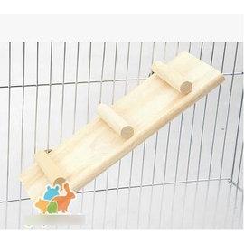 【跳板-天然杉木-長方形-RJ167-321403】長方形防滑 樓梯 跳板 跳臺 踏板 站板 龍貓兔子天竺鼠-79023