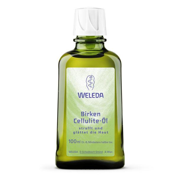 WELEDA 薇蕾德-白樺木纖體按摩油 100 ml 【總代理公司貨】