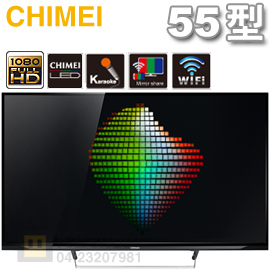 [可以買] CHIMEI 奇美 55型【SA80系列-Full HD】智慧聯網LED液晶顯示器 (TL-55SA80)