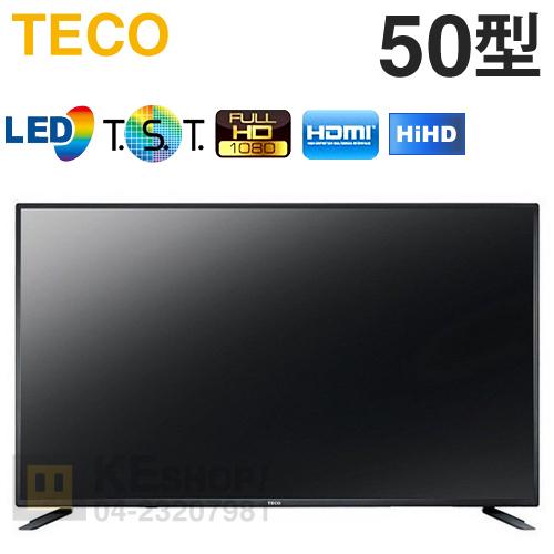 [可以買]TECO 東元( TL5042TRE ) 50型【FULL HD】低藍光 LED液晶顯示器《送基本安裝、舊機回收》