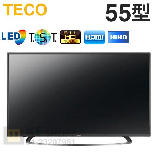 [可以買]TECO 東元( TL5520TRE ) 55型【FULL HD】低藍光 LED液晶顯示器《送基本安裝、舊機回收》