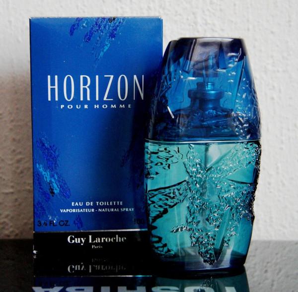Guy Laroche Horizon 姬龍雪海平線男性淡香水 100ml