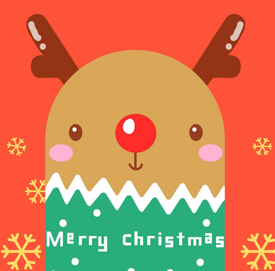 """~體驗特惠中~""""紅鼻小鹿"""" I love Painting  親子紓壓數字油畫 聖誕節系列 韓國原裝進口"""