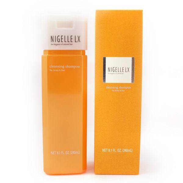 Milbon哥德式 妮潔兒LX系列 淨質洗髮精 240ml