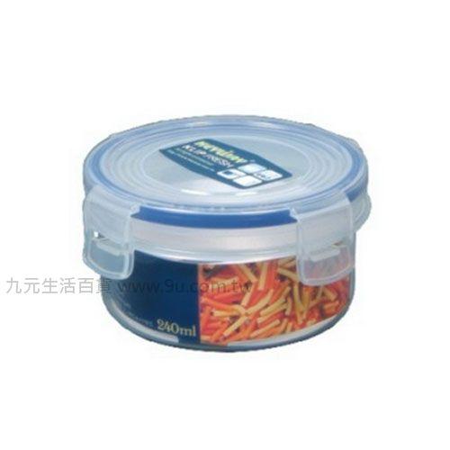 【九元生活百貨】聯府 KI-C240 天廚圓型保鮮盒 KIC240