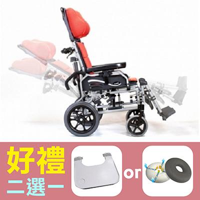 【康揚】仰躺型輪椅 水平椅501 (KM-5001) ~ 超值好禮2選1