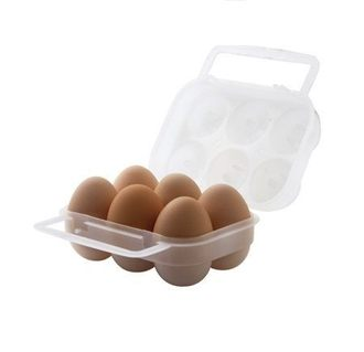 LOGOS 日本 | 蛋盒 6粒裝 | 秀山莊(LG84701000)