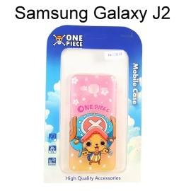 海賊王透明軟殼 [漸層] 喬巴 Samsung J200YZ Galaxy J2 航海王保護殼【正版授權】