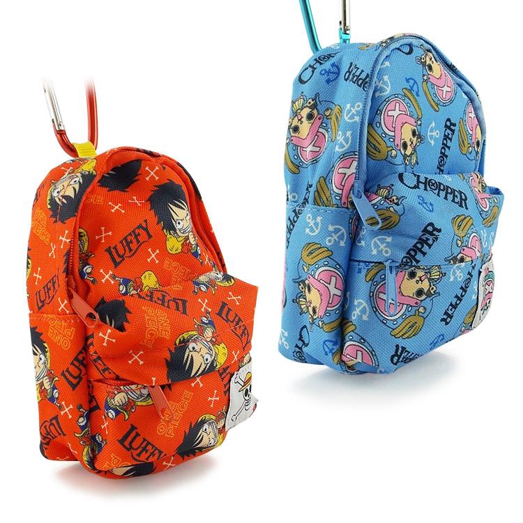 ONE PIECE 航海王 後背包造型多功能雙層收納套/萬用袋