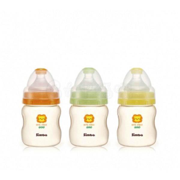 小獅王辛巴 PES寬口葫蘆小奶瓶150CC*1入【六甲媽咪】