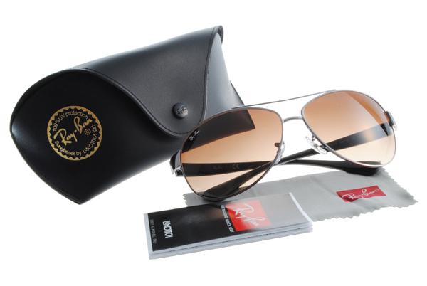 Ray Ban 雷朋 槍棕色 太陽眼鏡 RB3386