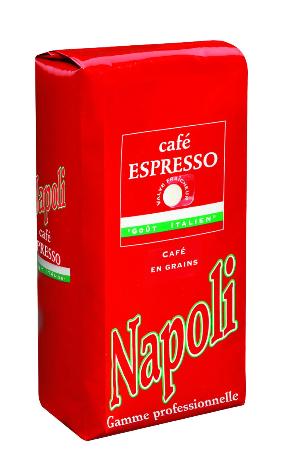 Legal Napoli紅牌意式咖啡豆