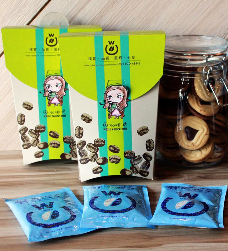 【白咖啡坊】香濃滑順 印度拉茶 盒裝5入 定價160元 會員價150元 團購價每袋140元(一律免運費)