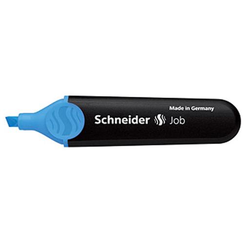 【施奈德 螢光筆】Job highlighter 150 加寬耐水性螢光筆