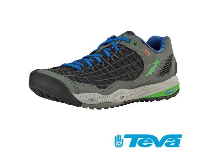 [陽光樂活]TEVA (男) 越野郊山系列- 越野跑鞋 多功能健走鞋 ReForge eVent-TV1000187BLGT