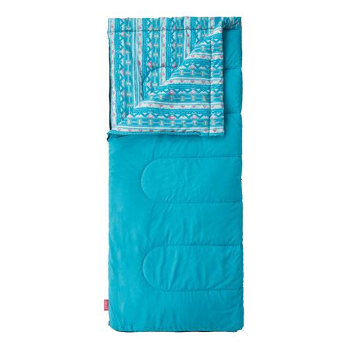 【露營趣】中和 附手電筒 Coleman Cozy 10℃ 刷毛睡袋 信封型睡袋 化纖睡袋 纖維睡袋 可全開併接CM-27265