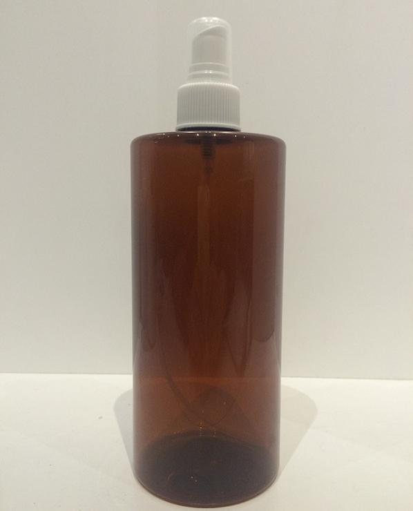 【都易特】塑膠噴瓶 500/1000 ml 茶色 透明 大容量 台製 空瓶 PETG