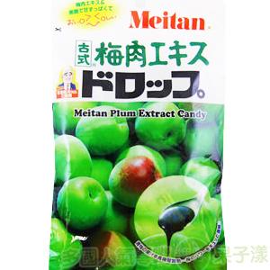 日本梅丹本舖 梅肉精糖(80g)[JP050]