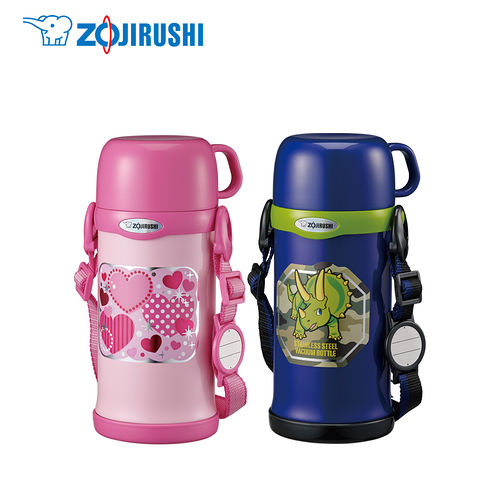ZOJIRUSHI  象印 童用不銹鋼保溫瓶 SC-MC60 **免運費**