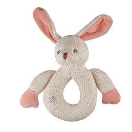美國miYim有機棉咬咬牙固齒器-兔兔