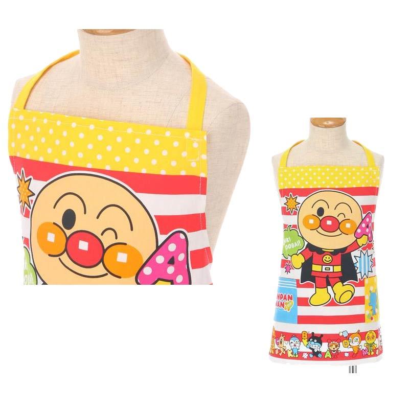 麵包超人 圍裙圍兜 工作服 日本製正版商品 110號