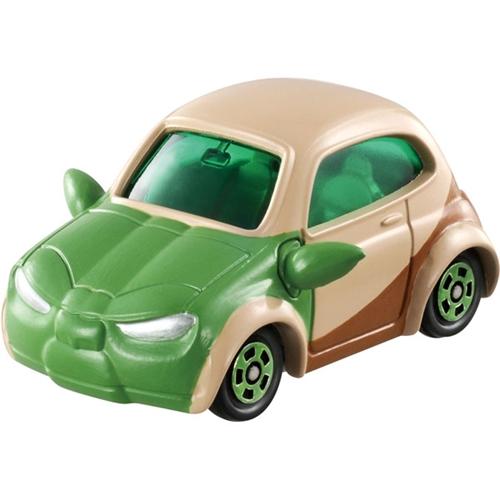 【真愛日本】16010400009 SW夢幻車05-尤達大師 《星際大戰》Star Wars 小車 擺飾 收藏