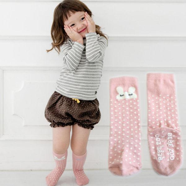 EMMA商城~韓國童裝 狐狸造型長袖上衣+棉質縮口長褲 2件套