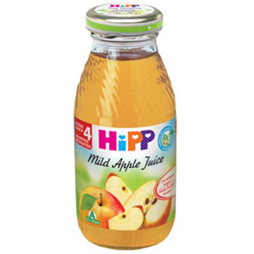 【奇買親子購物網】HiPP喜寶有機寶寶純蘋果汁/1入