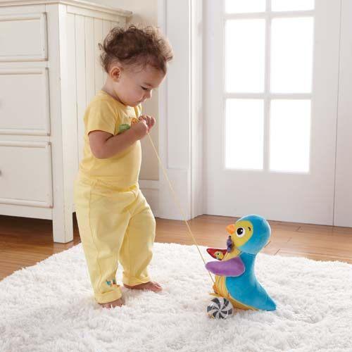 【奇買親子購物網】Lamaze 拉梅茲 嬰幼兒玩具-搖搖晃晃小企鵝