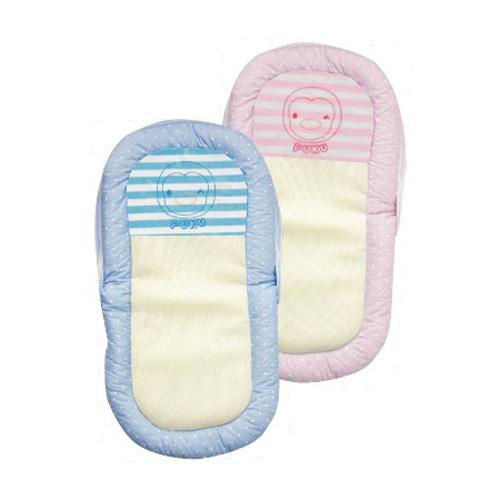 【奇買親子購物網】藍色企鵝 PUKU Petit 防蚊睡墊