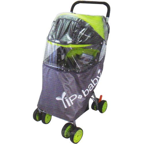 【奇買親子購物網】YIP-baby歐式防風遮雨罩/背架車專用雨罩