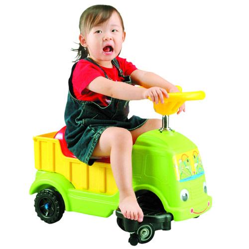 【奇買親子購物網】CHING-CHING親親卡車扭扭車
