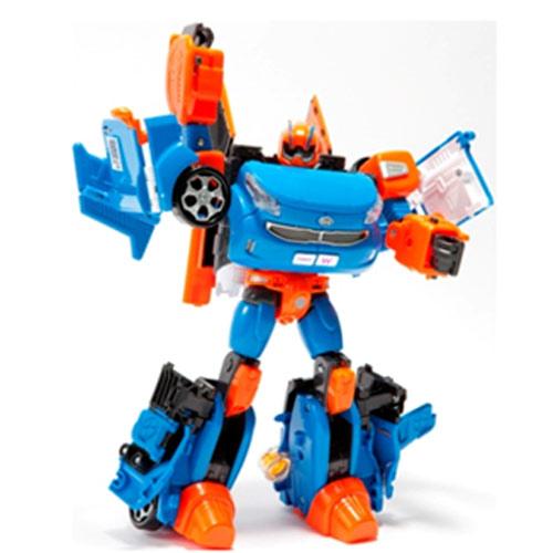 【奇買親子購物網】機器戰士 TOBOT W 進化機器