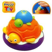 【奇買親子購物網】Toy Royal樂雅 洗澡玩具-可愛烏龜