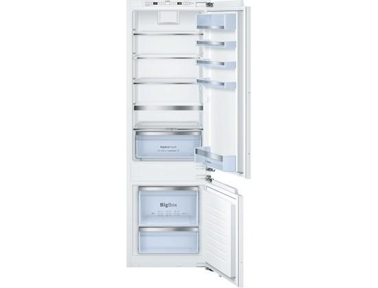 Bosch 洗碗機 KIS87AD30D 嵌入式上下門冰箱 (220V) (271L) 目前出貨 ※  KIS87AD30D