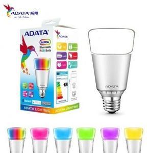 免運-幸福空間推薦款★威剛 ADATA LED 7W 智慧型 RGB 藍芽 調光調色 燈泡★永旭照明RW2-LED-E27-7W-RGB
