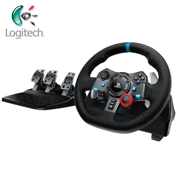 羅技R G29 賽車方向盤搖桿 PS4 / PS3 / PC 周邊