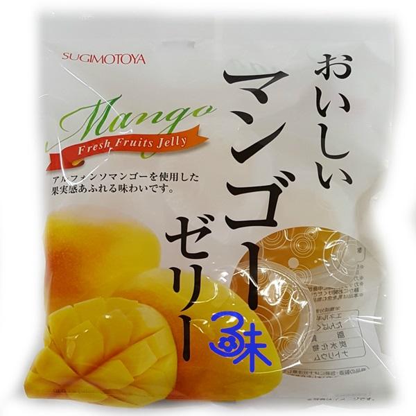 (日本) 杉本屋果凍-芒果 1包 154 公克 特價 69 元 【4901818217009 】 (芒果果凍)