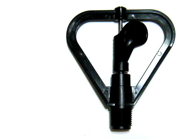 4分(塑膠環)旋轉式噴頭灑水器