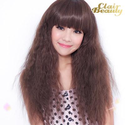 日本女孩Q彈蓬鬆泡麵娃娃頭【MA001】材質再升級新耐熱假髮☆雙兒網☆
