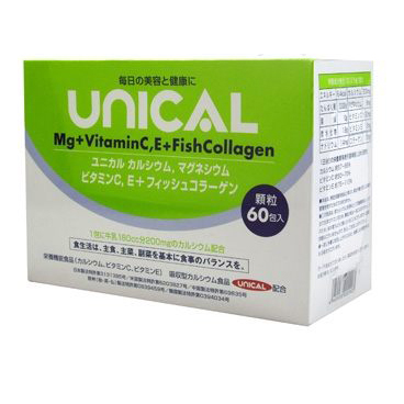 UNICAL 美姿健優力鈣60包入
