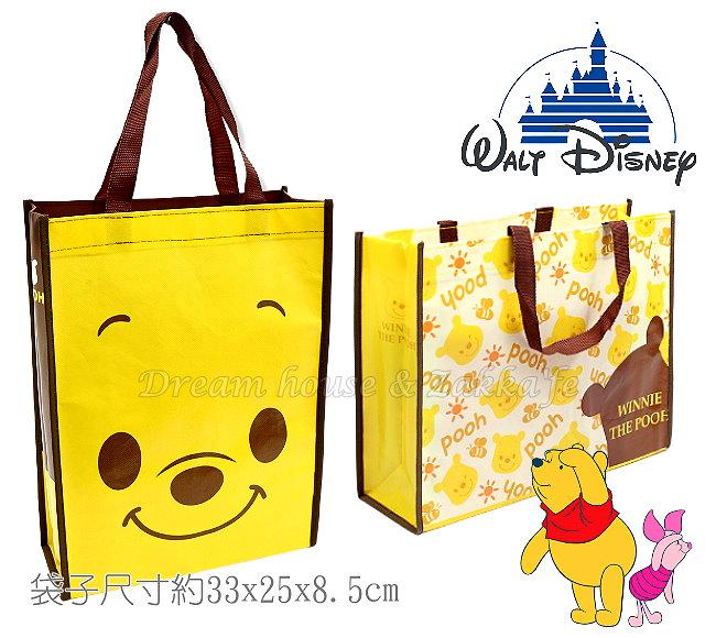 日本進口 Disney 迪士尼 小熊維尼 手提袋/包包 《 可裝A4文件 》《 2款任選 》 ★ 夢想家精品生活家飾 ★