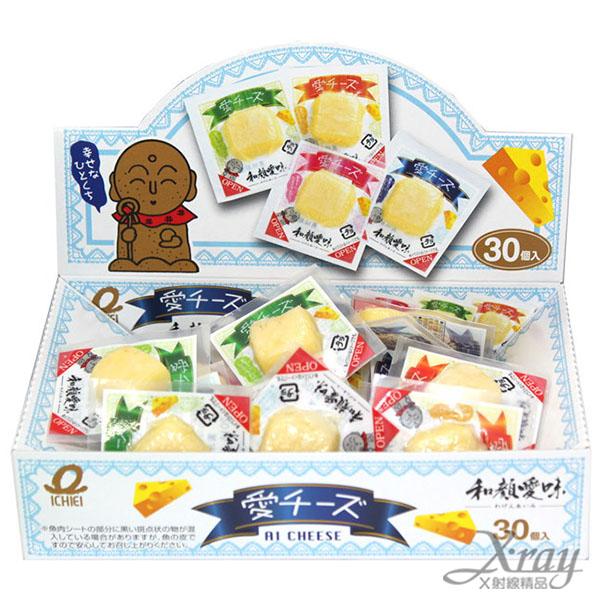 X射線【C748410】日本一榮食品 鱈魚起司條(一口一個的真空小包裝),點心/糖果/餅乾