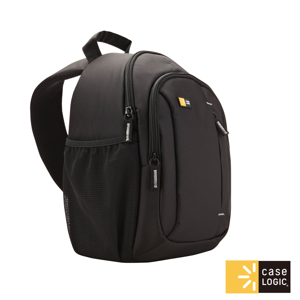 【Case Logic 凱思】專業側背單眼相機包 TBC-410-黑