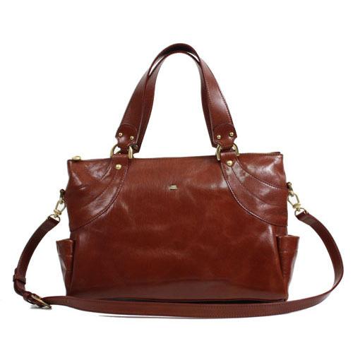 【騷包館】SOB DEALL 沙伯迪澳 牛皮 時尚基本款肩背斜背大包 20701007002