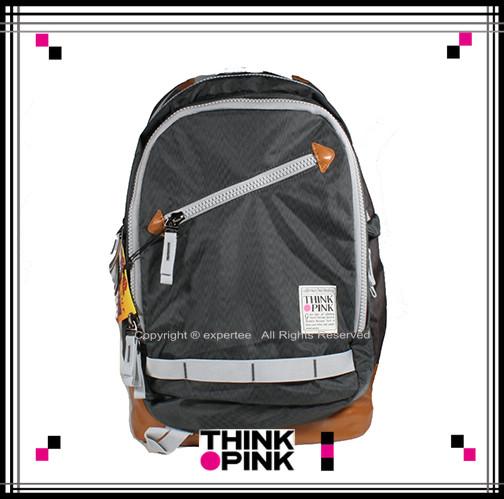 驚喜價【騷包館】THINK PINK 潮流專櫃品牌 輕旅系列 舒適透氣機能後背包 質感灰 TP-115-8501-068