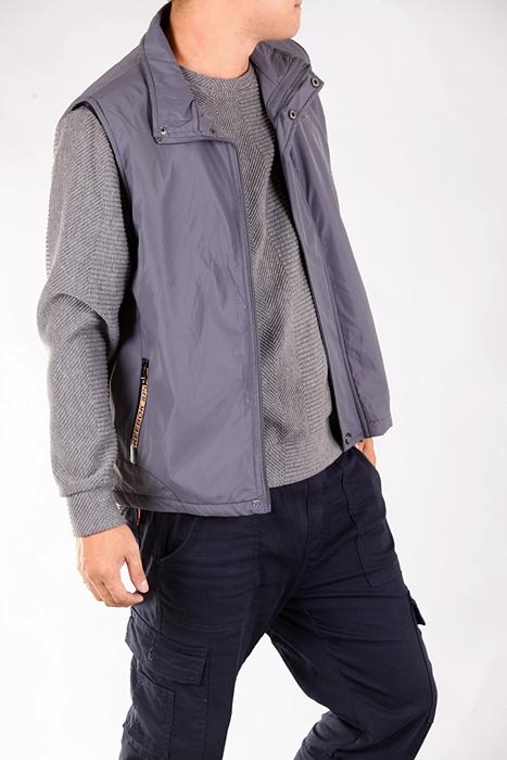 CS衣舖 保暖 內刷長絨毛 多袋 防水拉鍊 戶外戰術背心 兩色 0380