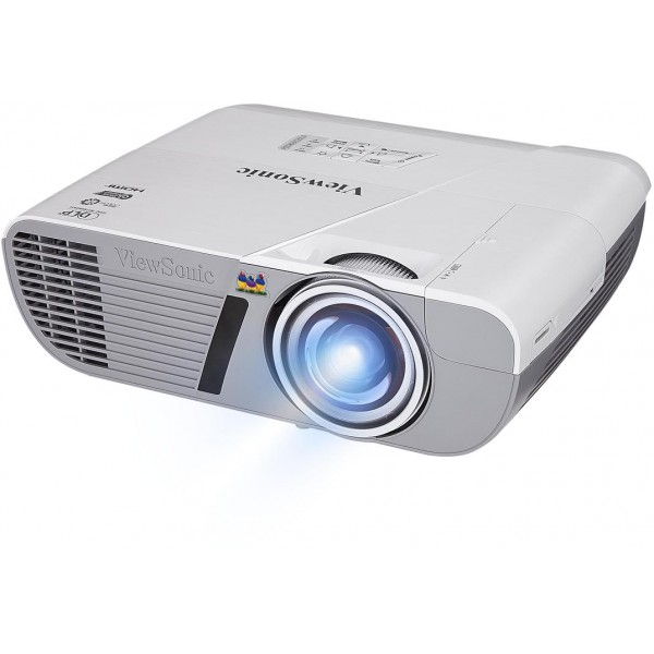 ViewSonic PJD6352LS 3,200 流明XGA短焦光艦投影機