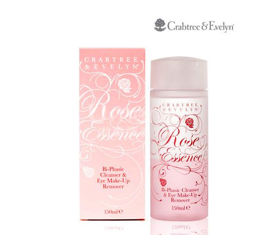 [短效期商品特賣] 瑰珀翠 玫瑰精華 雙效潔顏眼部卸妝液 150ml《Umeme》